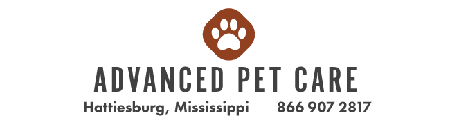 Logo for Veterinarians Hattiesburg | Advanced Pet Care