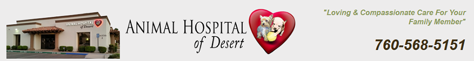 Logo for Animal Hospital Of Desert