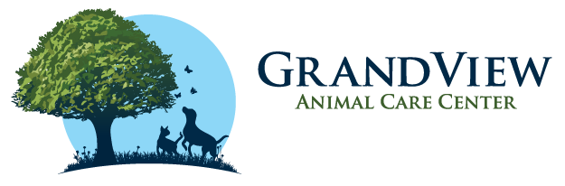 Logo for Grandview Animal Care Center Cheektowaga, New York