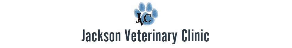 Logo for Veterinarians in Jackson, Georgia | Jackson Veterinary Clinic