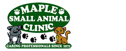 Logo for Veterinarians in New Orleans | Maple Small Animal Clinic