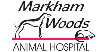 Logo for Markham Woods Animal Hospital
