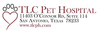 Logo for Veterinarians San Antonio | TLC Pet Hospital